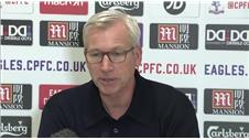 "Pardew: ""Its a big game for both clubs"""