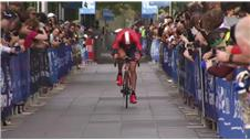 Clarke triumphs at prologue of Herald Sun Tour