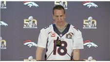 Manning discusses 'outstanding' Cam Newton