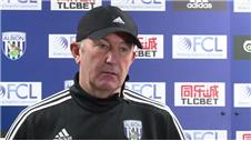 Pulis: West Brom still part of relegation battle