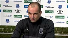 Martinez looking to build on away record against Stoke