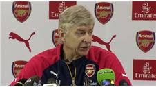 Wenger: Title race open and beware of Chinas spending power