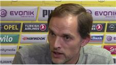 Tuchel warns Dortmund title rivals ahead of Hertha clash