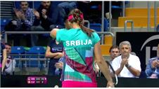 Spain too strong for Serbia in Fed Cup