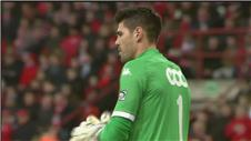 Valdes slips up in Belgian Pro League round-up