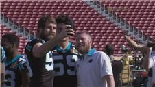 SUPER BOWL 50: Calm before the storm