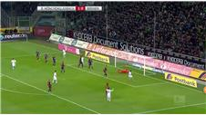 WATCH: Gladbach hit Bremen for five