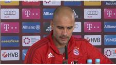 Guardiola ready for underdogs Bochum