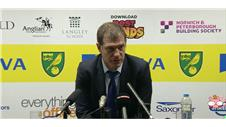 "Bilic: ""We didnt want the game to stop"""