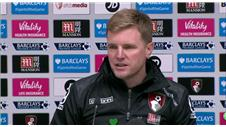 Howe takes positives despite Stoke defeat
