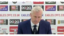 "Pardew: ""This was the poorest side I can remember"""