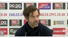 "Sanchez Flores: Palace victory ""very important for us"""