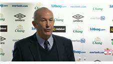 "Pulis: ""To get a result is absolutely fantastic"""