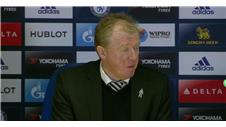 McClaren left dejected by Chelsea thrashing