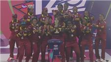 World T20: West Indies Women Win First