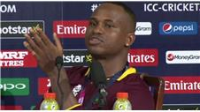 Samuels on Warne: 'My face is real, his isn't'