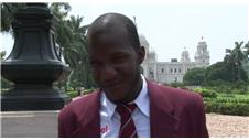 Sammy and West Indies teams 'partied through the night'