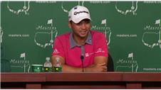 World number one Jason Day doesn't think he's favourite for Masters