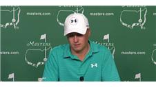Spieth 'stole a few' in incredible 6-under first round