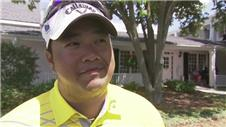 Kiradech Aphibarnrat: Somehow, I managed to make the cut for Masters