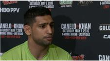 Khan confident ahead of Canelo contest