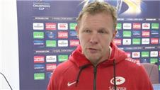 "McCall hails ""top club"" Saracens"