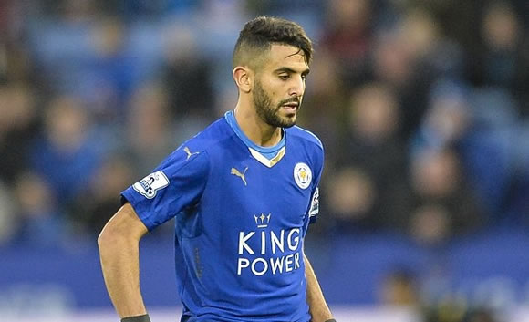 Leicester star Mahrez named player of the year - 7M sport