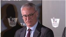 Ranieri: Title never crossed my mind, now were close
