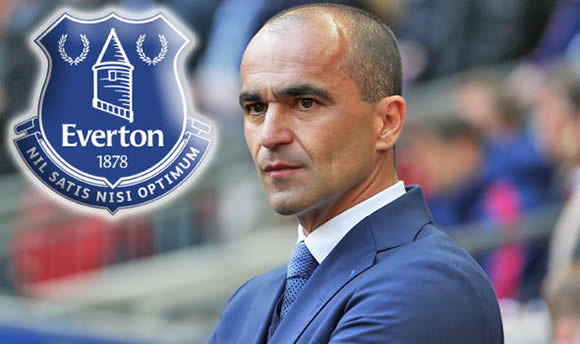 Under-fire Roberto Martinez: This is how my Everton reign should be judged