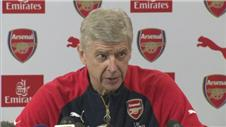 Wenger left frustrated by mixed form