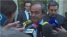Platini confident of Uefa return