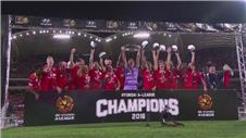 Adelaide United crowned A-League champions