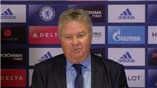 Hiddink took call from trembling Ranieri