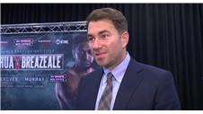 "Hearn: ""He wants Fury now"""