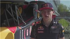 Verstappen happy and shocked to be replacing Kvyat