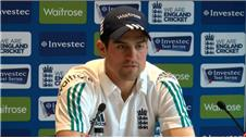 Cook looking to build on performances in South Africa