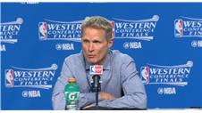 Kerr blames bad shots and lack of movement for defeat