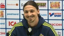 Ibrahimovic: Manchester United? Lets see what happens