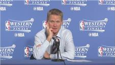 Warriors more like themselves - Kerr