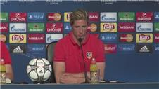 Torres ready to realise dream with Atletico