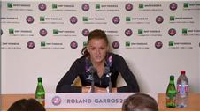French Open: Radwanska and Halep reflect on victories