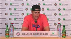 Isner will step up for Murray clash