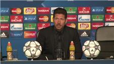 Simeone undecided over his Atletico future