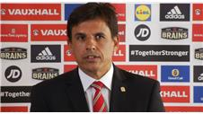 "Coleman: "" Its a good strong squad"""