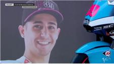 Trubutes paid to Moto2 rider Luis Salom