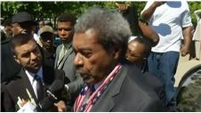 Don King remembers Muhammad Ali at service