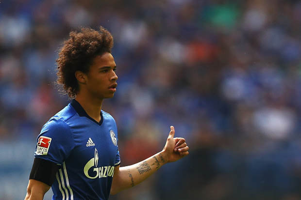 Schalke deny £40m Manchester City swoop for Leroy Sane