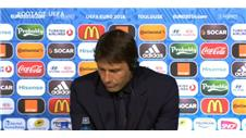 Few thought we would qualify - Conte