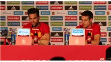 Euro 2016: Fabregas and Cesar Azpilicueta spoke ahead of their final group game against Croatia