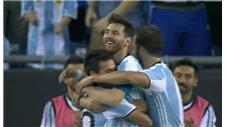 Messi sends Argentina to Copa America semis